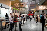 3rd Street Market Hall. Rendering by TKWA UrbanLab.