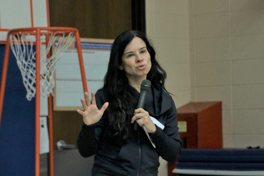 Christine Neumann-Ortiz. Photo courtesy of NNS.