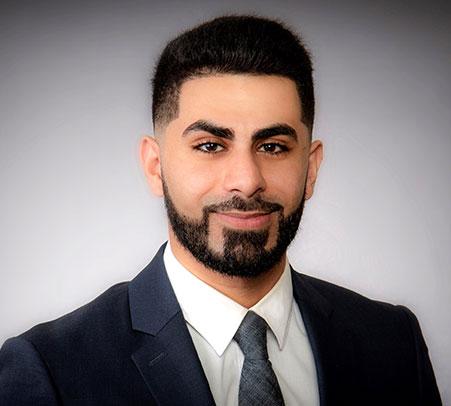 Ahmad Murrar. Photo courtesy of NEWaukee.