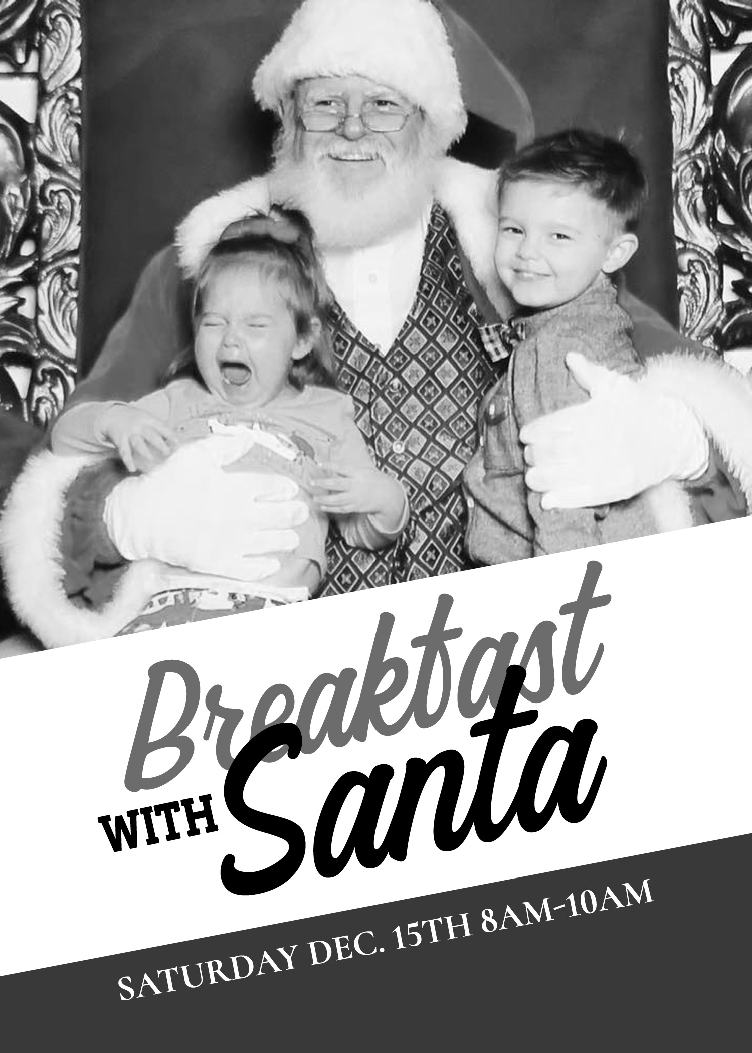 Breakfast with Santa at Don's Diner & Cocktails
