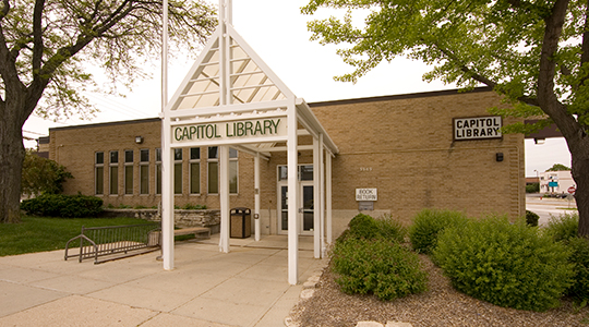 Prime mixed-use development opportunity for Capitol Library