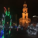 Entertainment at a Distance: Check Out Milwaukee Holiday Lights