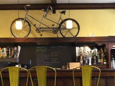 Dining: The Tandem Has Good Southern Food