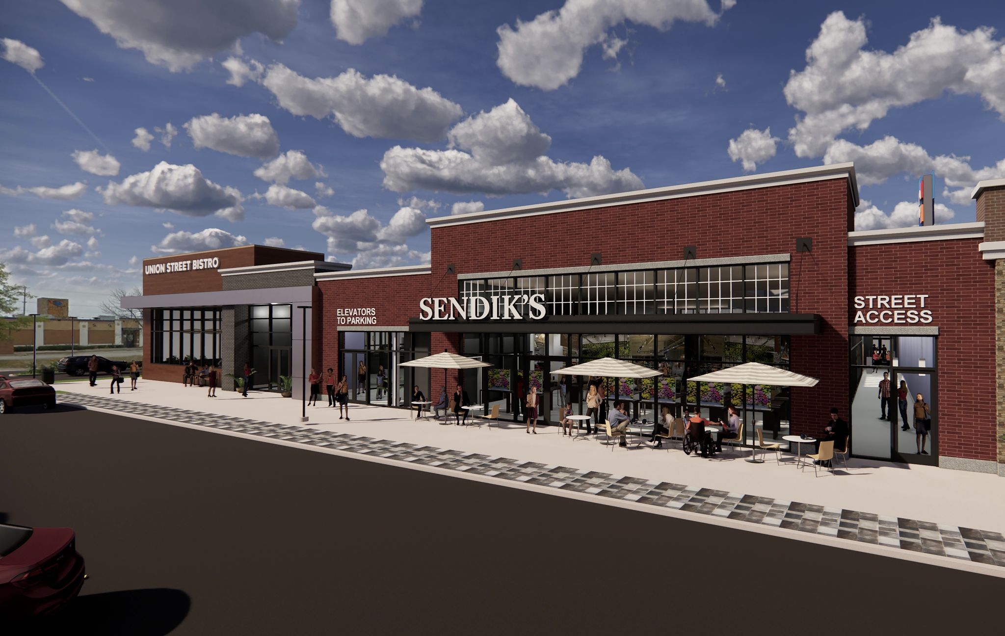 Sendik's Food Markets and IM Properties Announce $5 Million  Investment to Elevate Shopping Experience at The Corners  Town of Brookfield