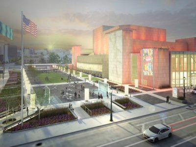 Marcus Center Reveals New Vision for Campus