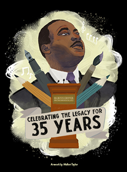 Steering Committee Plans 35th Annual Dr. Martin Luther King, Jr. Celebration