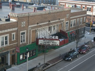 Downer Theatre is Street's Anchor