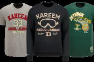 Kareem Abdul-Jabbar Collection. Photo courtesy of the Milwaukee Bucks.