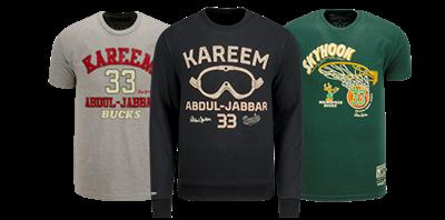 Milwaukee Bucks and Mitchell & Ness Launch Kareem Abdul-Jabbar Collection
