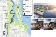 Harbor District Plans. Image from City of Milwaukee.
