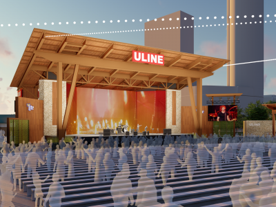 Milwaukee World Festival, Inc. and Uline Reveal New Stage Details