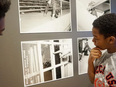 Art Museum Teaches Youth About Prison