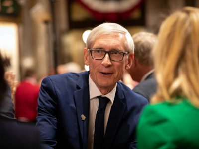 Evers Vetoes GOP Tax Cut