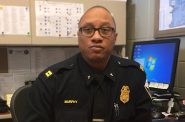 Willie Murphy has been captain of Milwaukee Police Department District 7 since June. Photo by Areonna Dowdy/NNS.