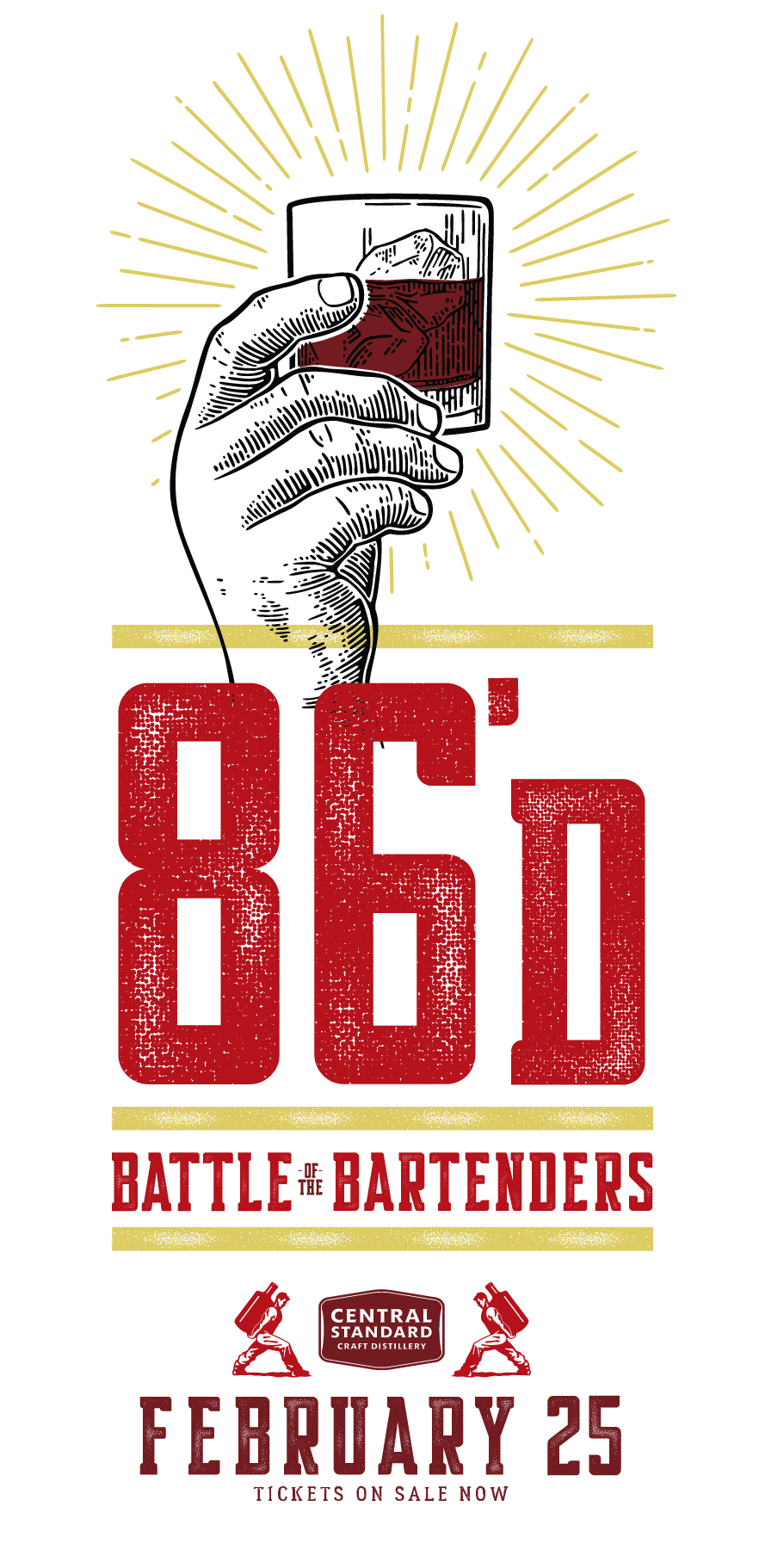 """86'd: Battle of the Bartenders"" New Last-Bartender-Standing Event to Crown MKE's #1 Mixologist"