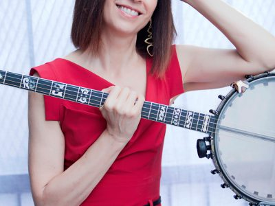 Banjo Hall of Famer Cynthia Sayer Brings America's Original Jazz Instrument to Wilson Center