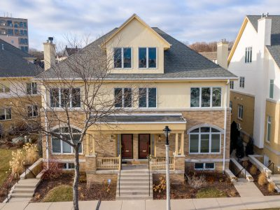 MKE Listing: Beautiful Brewers Hill Townhome