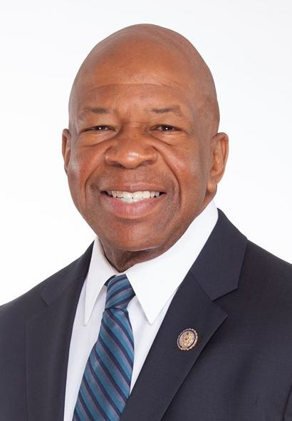 Elijah Cummings. Photo is in the Public Domain.