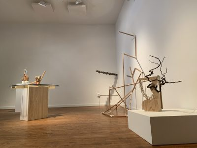 Visual Art: Six Artists With A Heap of Materials