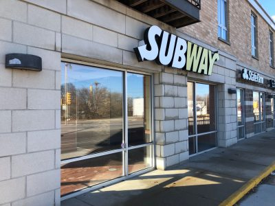 Bay View Subway Shop Closes