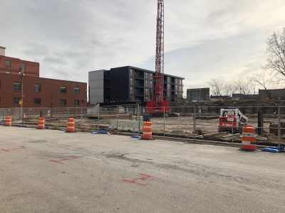 Eyes on Milwaukee: Construction Underway on The Yards