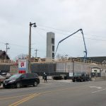 Friday Photos: 2900 Apartments Starts to Rise