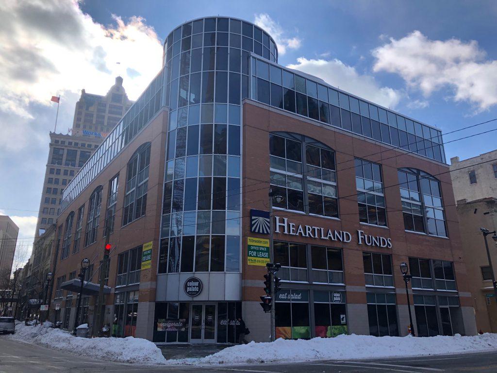 789 N. Water St. Office Building. Photo by Jeramey Jannene.