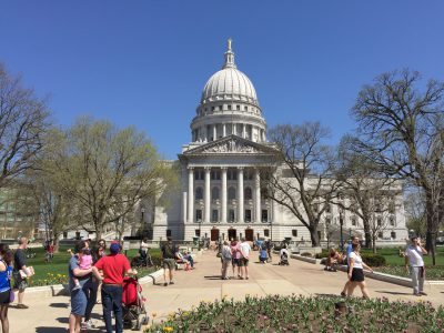 Legislators Reject Evers Capital Budget