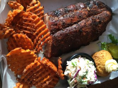 Dining: The Best BBQ In Town?