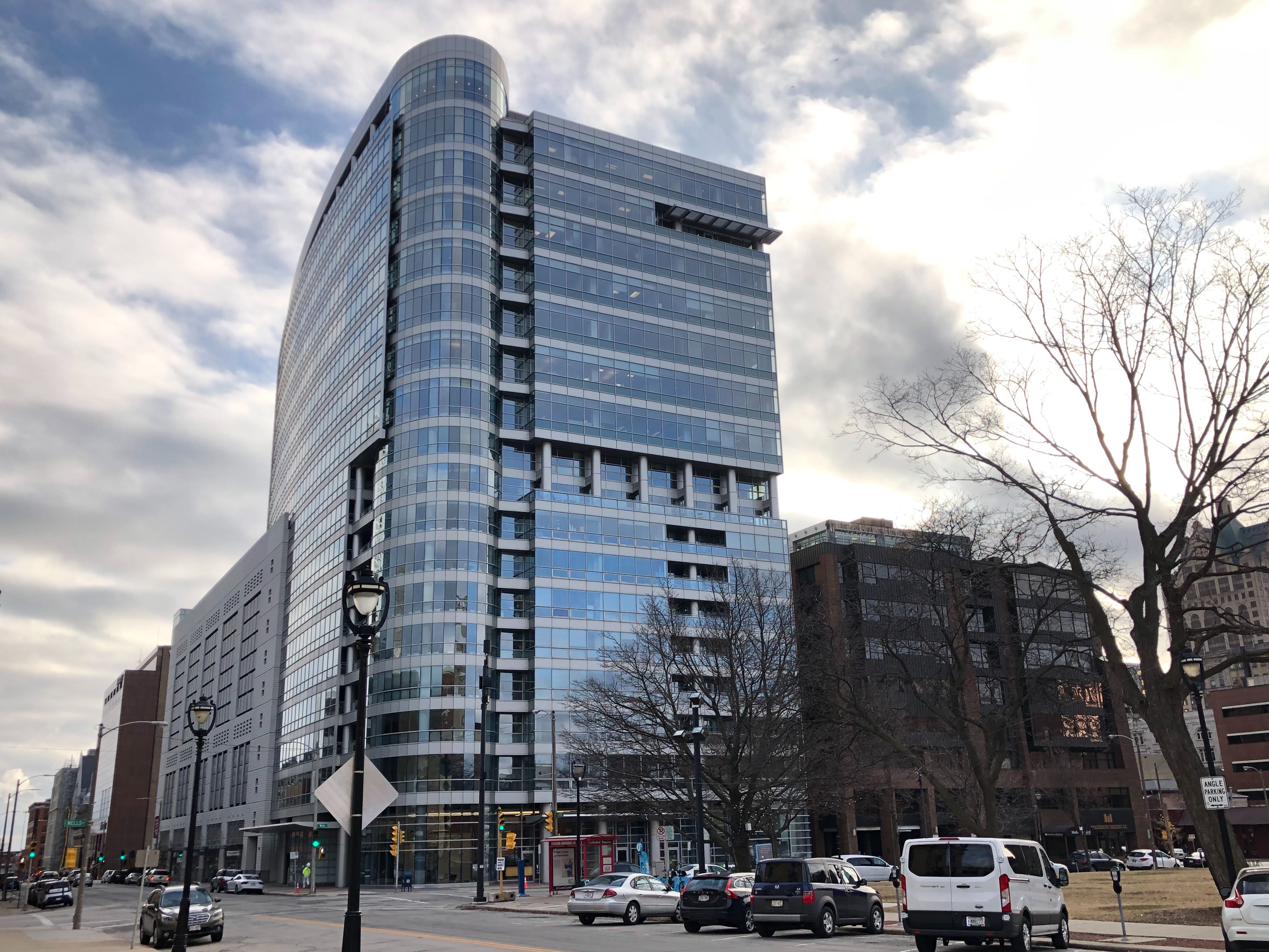 Johnson Financial Group signs lease on Cathedral Place Building