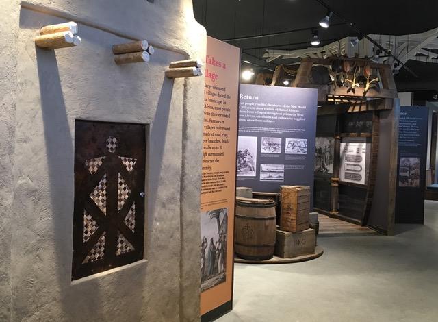 America's Black Holocaust Museum. Photo courtesy of the Dr. James Cameron Legacy Foundation.