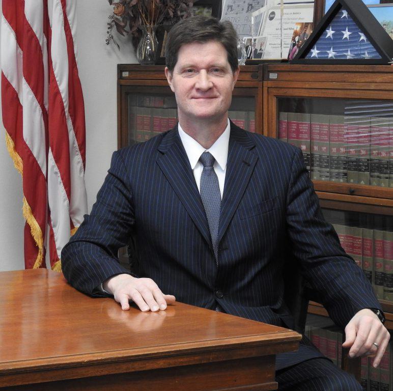 John Chisholm. Photo from Milwaukee County.