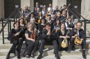Milwaukee Mandolin Orchestra. Photo courtesy of the Milwaukee Mandolin Orchestra.