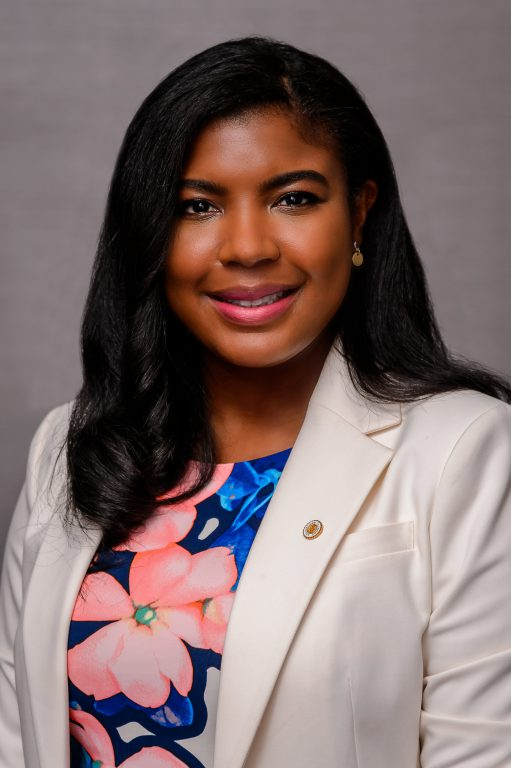 Marcelia Nicholson. Photo from Milwaukee County.