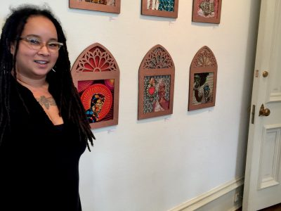 The Pfister® Hotel Names Rosy Petri as Next  Artist in Residence