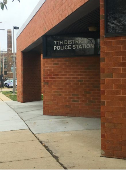 7th District Police Station. Photo by Areonna Dowdy/NNS.