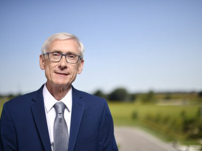 Eyes on Milwaukee: Evers Sells Vision to Local Leaders