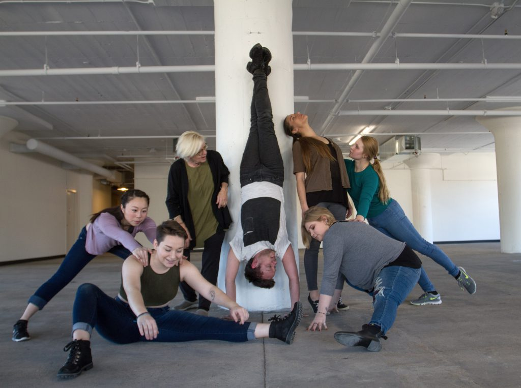 Making/Unmaking, February 21-24 at The Warehouse. Photo by Tom Bamberger.