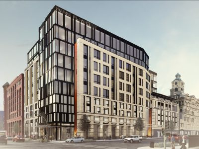 "J. Jeffers' Newest Development Dubbed ""Huron Building"""