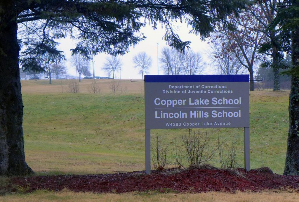 Copper Lake School and Lincoln Hills School. Photo by Gilman Halsted/WPR.