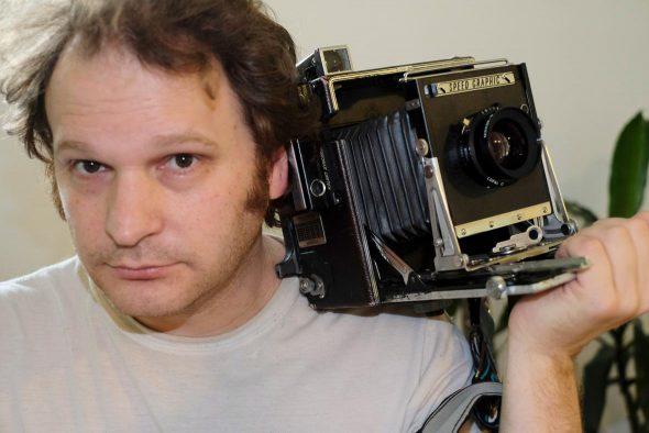 Kip Praslowicz. Photo courtesy of Kip Praslowicz.