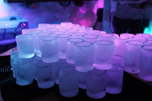 Ice mugs. Photo courtesy of F Street Group.