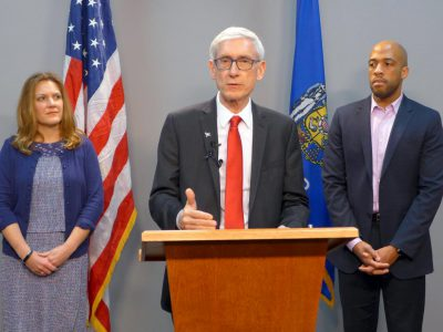 Evers Demands Respect for State Employees