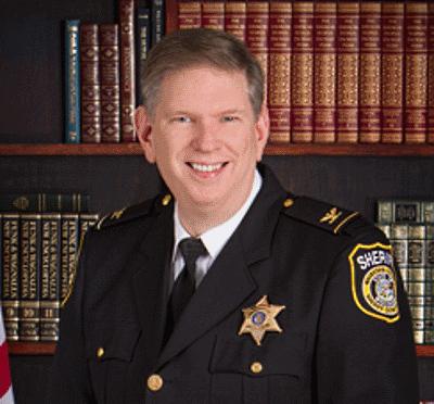 Waukesha County Sheriff Eric Severson.