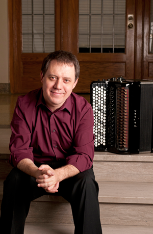 Stas Venglevski. Photo courtesy of the South Milwaukee Performing Arts Center.