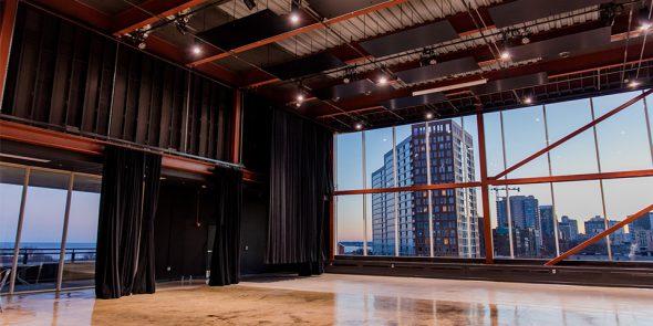 Jan Serr Studio. Photo from the UW-Milwaukee Peck School of the Arts.