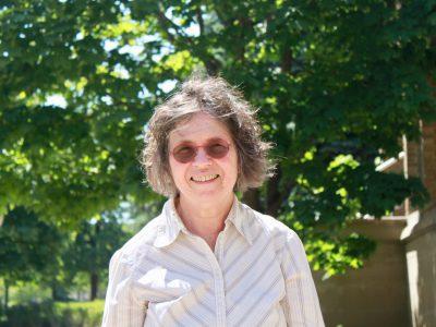 Poet Margaret Rozga Still Carries Torch