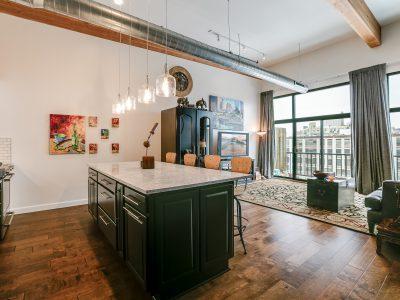 MKE Listing: Contemporary Fifth Ward Loft