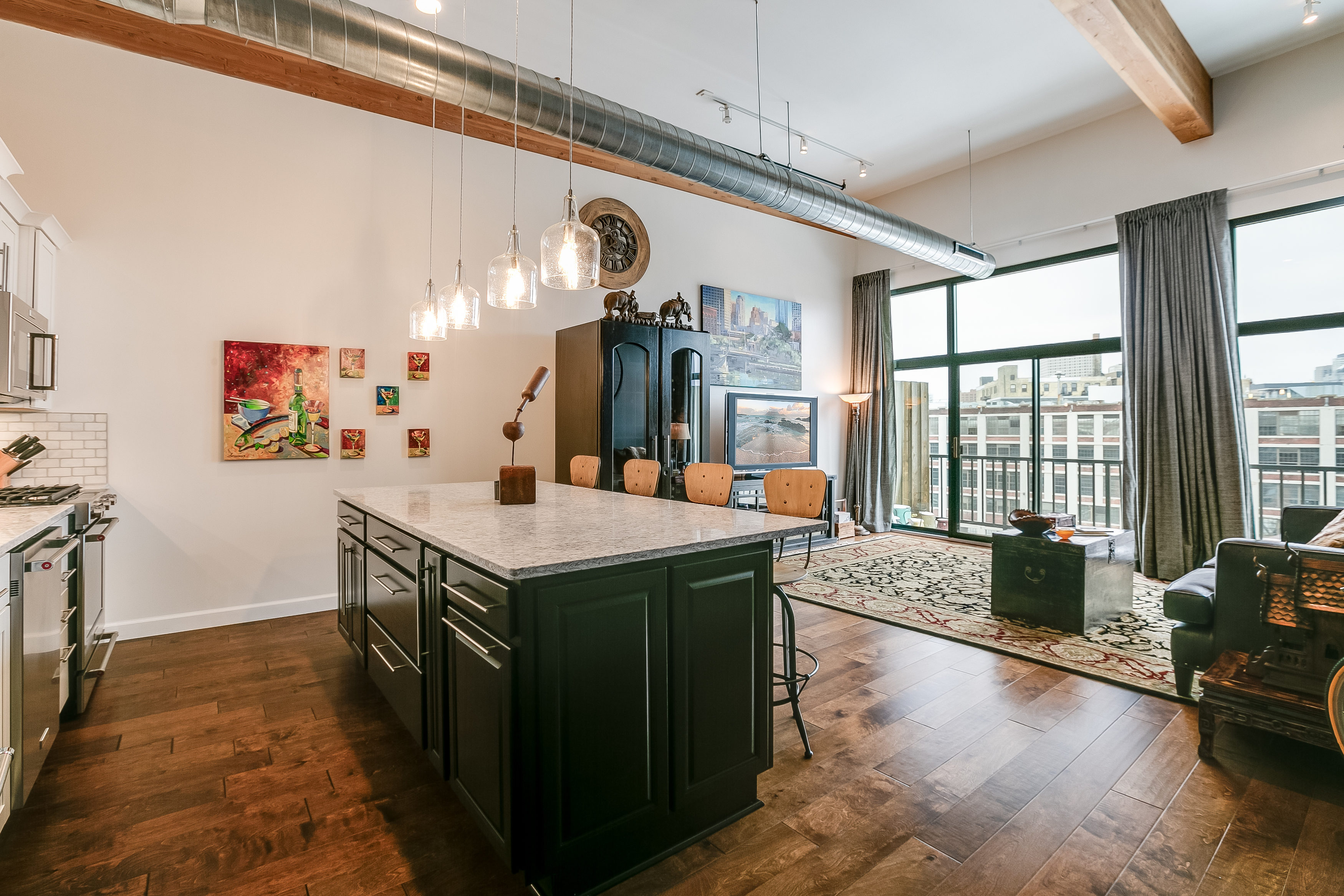 200 S. Water St., Unit 406. Photo courtesy of Corley Real Estate.