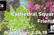 Cathedral Square Friends Fundraiser.